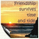Friendship survives time and tide.