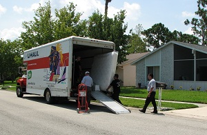 how to pack a 10 ft moving truck
